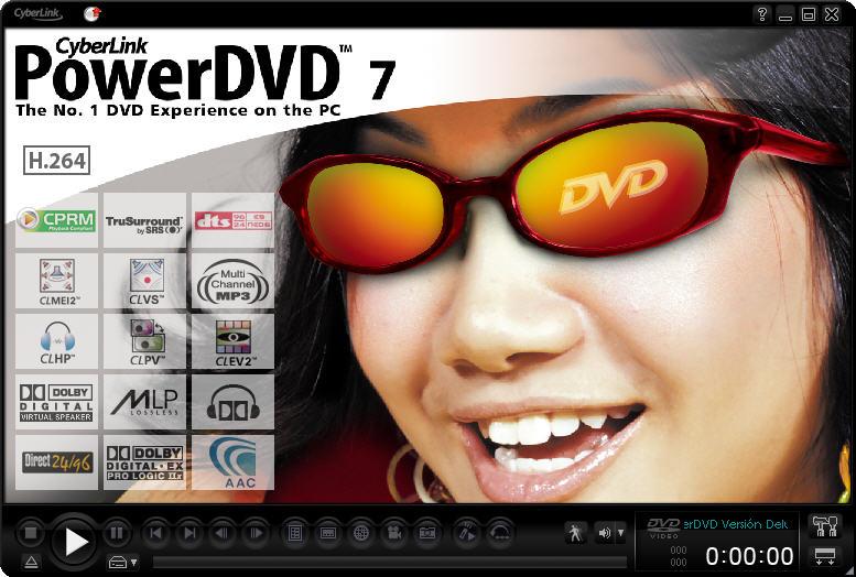 Crack powerdvd 7Скачать Кряк Power DVD 7 .0 WSN v13.700 cd key, driver.